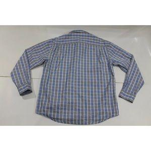 Nat Nast Shirts - Nat Nast luxury Mens L American Button Shirt plaid